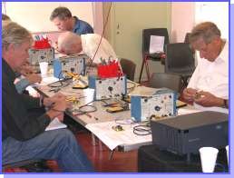 WLMS Hands-On session, 14th June 2003 (Click to enlarge)